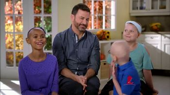 St. Jude Children's Research Hospital TV Spot, 'Baby' Feat. Jimmy Kimmel - Thumbnail 8
