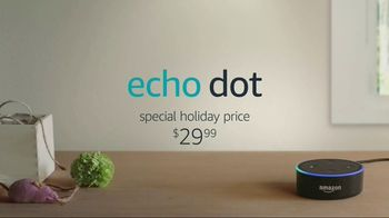 Amazon Echo Dot TV Spot, 'Alexa Moments: Cats and Dogs: Holiday Pricing' - Thumbnail 8