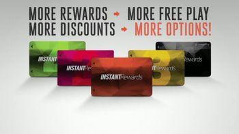 Mount Airy Casino Resort Instant Rewards TV Spot, 'More Rewards' - Thumbnail 3