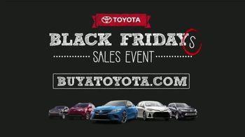 Toyota Black Friday(s) Sales Event TV Spot, 'Calendar' [T1] - Thumbnail 9