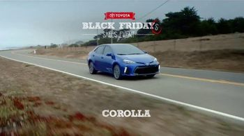 Toyota Black Friday(s) Sales Event TV Spot, 'Calendar' [T1] - Thumbnail 8