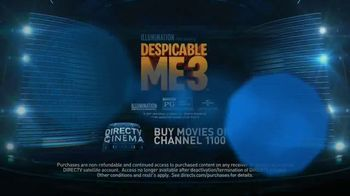 DIRECTV Cinema TV Spot, 'Despicable Me 3' - Thumbnail 8