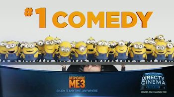 DIRECTV Cinema TV Spot, 'Despicable Me 3' - Thumbnail 3
