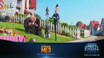 DIRECTV Cinema TV Spot, 'Despicable Me 3' - Thumbnail 5