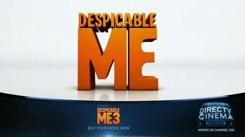 DIRECTV Cinema TV Spot, 'Despicable Me 3' - Thumbnail 6