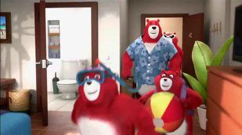Charmin Ultra Strong TV Spot, 'Bears Experience Hotel Terror' - Thumbnail 1