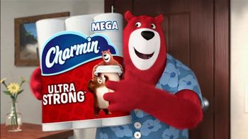 Charmin Ultra Strong TV Spot, 'Bears Experience Hotel Terror' - 14576 commercial airings