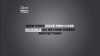 Dove Men+Care Invisible TV Spot, 'Go Beyond'