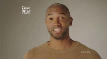 Dove Men+Care Invisible TV Spot, \'Go Beyond\'