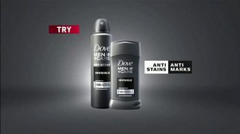 Dove Men+Care Invisible TV Spot, 'Go Beyond' - Thumbnail 8