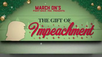 MARCH ON's Fight Back PAC TV Spot, 'Wish List' - 1 commercial airings