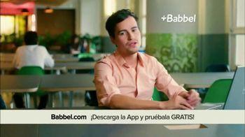 Babbel TV Spot, 'Aprende rápido' [Spanish] - Thumbnail 1