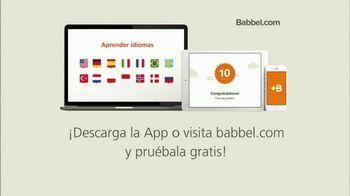 Babbel TV Spot, 'Aprende rápido' [Spanish] - Thumbnail 7