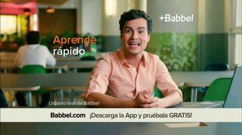 Babbel TV Spot, 'Aprende rápido' [Spanish] - Thumbnail 2