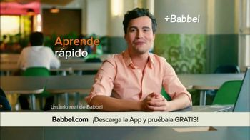 Babbel TV Spot, 'Aprende rápido' [Spanish] - Thumbnail 3