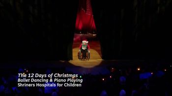 Shriners Hospitals for Children TV Spot, 'Holiday Ballet' - Thumbnail 1