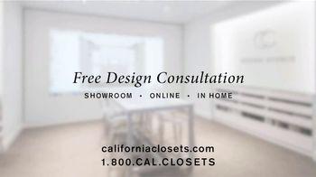 California Closets TV Spot, 'Trinh's Story' - Thumbnail 7