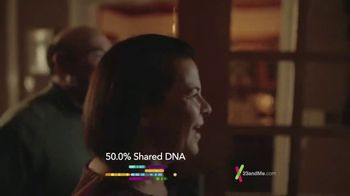 23andMe TV Spot, ''Tis The Season For DNA Discovery!' Song by Darlene Love - Thumbnail 4