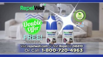 Repel Well TV Spot, 'Keep Damage Away: Double Offer' - Thumbnail 9