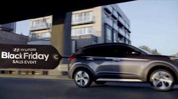 Hyundai Black Friday Sales Event TV Spot, 'Head Start' [T2] - 103 commercial airings