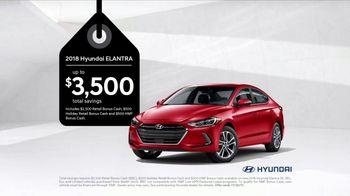 Hyundai Black Friday Sales Event TV Spot, 'Head Start' [T2] - Thumbnail 9