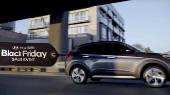 Hyundai Black Friday Sales Event TV Spot, 'Head Start' [T2] - 103 commercial airings