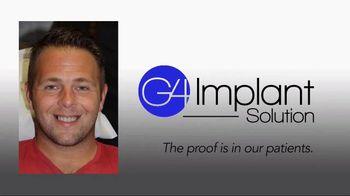 G4 Implant Solution TV Spot, 'Restaurant Embarrassment' - Thumbnail 1