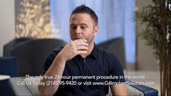 G4 Implant Solution TV Spot, 'Restaurant Embarrassment' - Thumbnail 3