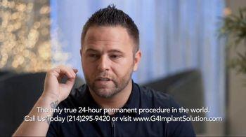 G4 Implant Solution TV Spot, 'Restaurant Embarrassment' - Thumbnail 6