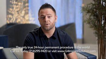 G4 Implant Solution TV Spot, 'Restaurant Embarrassment' - Thumbnail 7