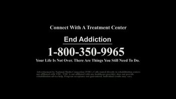 End Addiction TV Spot, 'Get Help, Get Clean' - Thumbnail 4