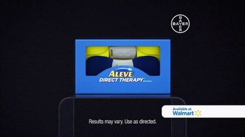 Aleve Direct Therapy TV Spot, 'Relieve Lower Back Pain' - Thumbnail 7
