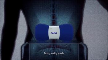 Aleve Direct Therapy TV Spot, 'Relieve Lower Back Pain' - Thumbnail 3