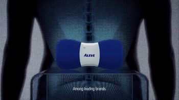 Aleve Direct Therapy TV Spot, 'Relieve Lower Back Pain' - Thumbnail 4