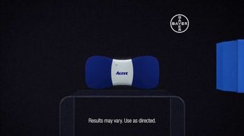 Aleve Direct Therapy TV Spot, 'Relieve Lower Back Pain' - Thumbnail 6