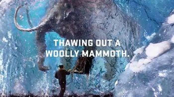 Wagner Furno TV Spot, \'Thawing out a Woolly Mammoth\'