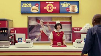 Wendy's Baconator TV Spot, 'The Real Deal'