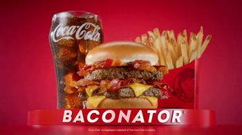 Wendy's Baconator TV Spot, 'The Real Deal' - Thumbnail 10