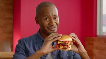 Wendy's Baconator TV Spot, 'The Real Deal' - Thumbnail 8
