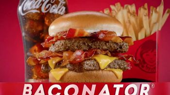 Wendy's Baconator TV Spot, 'The Real Deal' - Thumbnail 9