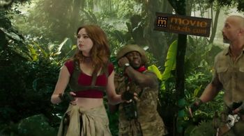 MovieTickets.com TV Spot, 'Jumanji: Beat the Movie Drum'