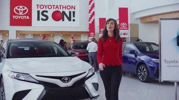 Toyota Toyotathon TV Spot, 'Popular Models: Safety Sense Standard' [T1]