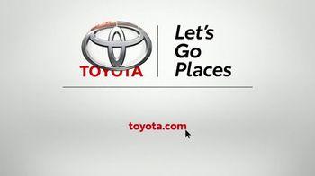 Toyota Toyotathon TV Spot, 'Popular Models: Safety Sense Standard' [T1] - Thumbnail 7