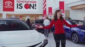 Toyota Toyotathon TV Spot, 'Popular Models: Safety Sense Standard' [T1] - Thumbnail 3