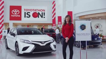 Toyota Toyotathon TV Spot, 'Popular Models: Safety Sense Standard' [T1] - Thumbnail 5