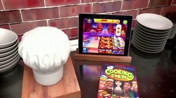 Cooking Craze TV Spot, 'Restaurant'