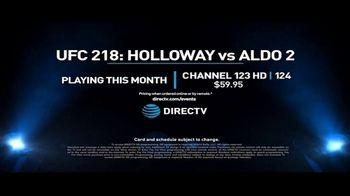 UFC 218 TV Spot, 'Holloway vs. Aldo 2: Fearsome Finishers' - Thumbnail 10