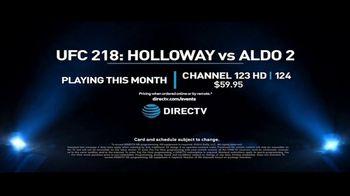 UFC 218 TV Spot, 'Holloway vs. Aldo 2: Fearsome Finishers' - Thumbnail 9