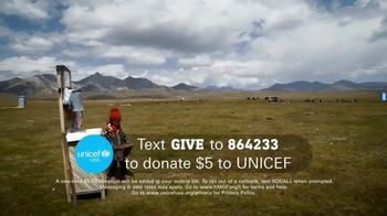 UNICEF TV Spot, 'Every Child Deserves a Childhood' - Thumbnail 7