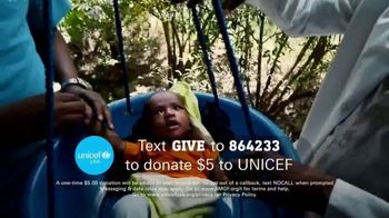 UNICEF TV Spot, 'Every Child Deserves a Childhood' - Thumbnail 8